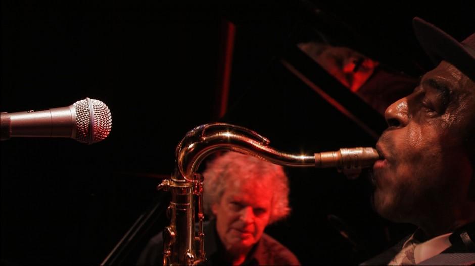 Archie Shepp, Joachim Kuhn Jazzdor 2012