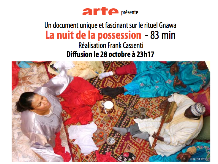 La nuit de la possession - ARTE