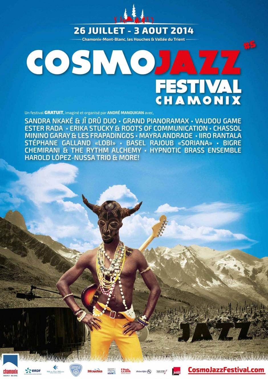 affiche-cosmojazzFestival2014